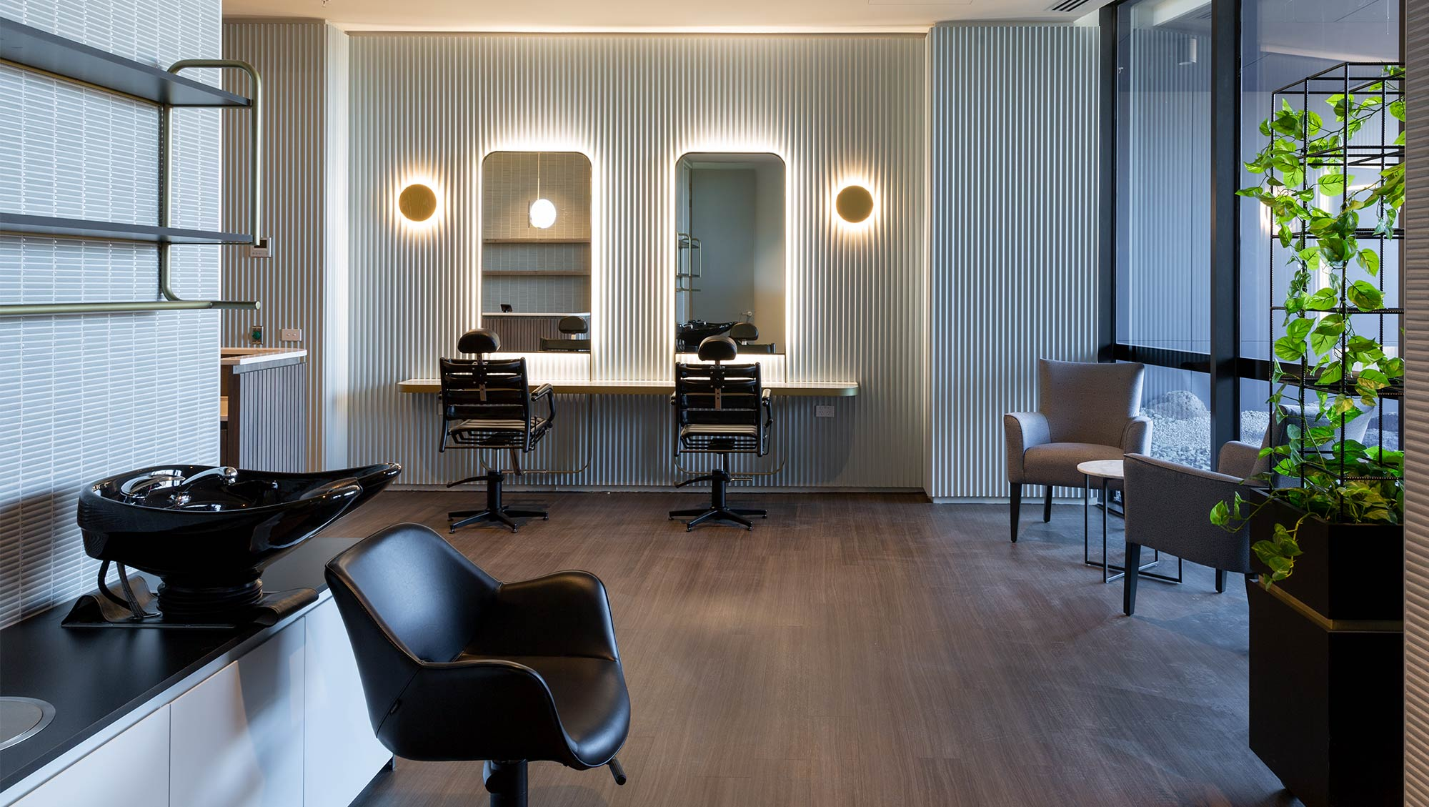 Beauty salon at Baptcare The Orchards Templestowe
