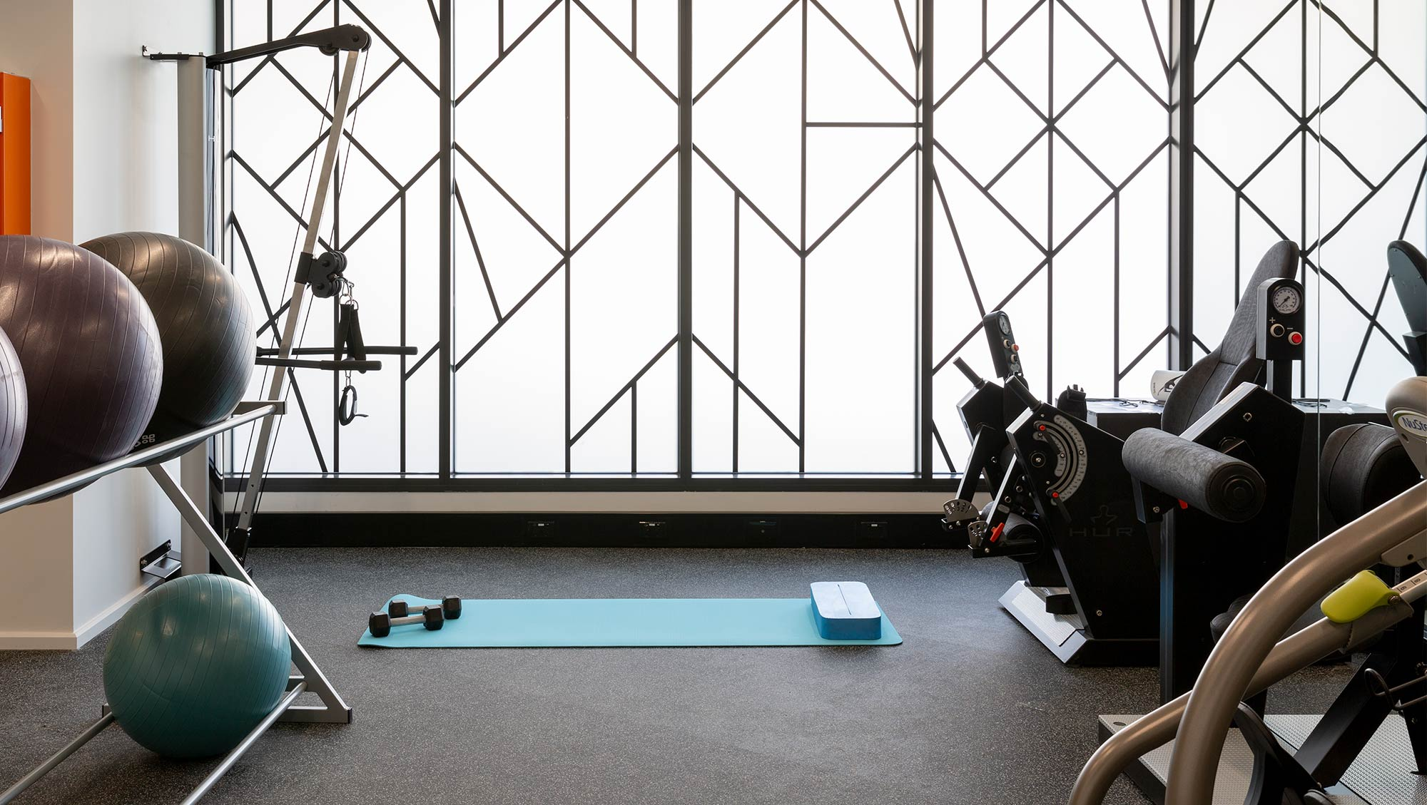 Gym at Baptcare The Orchards Templestowe