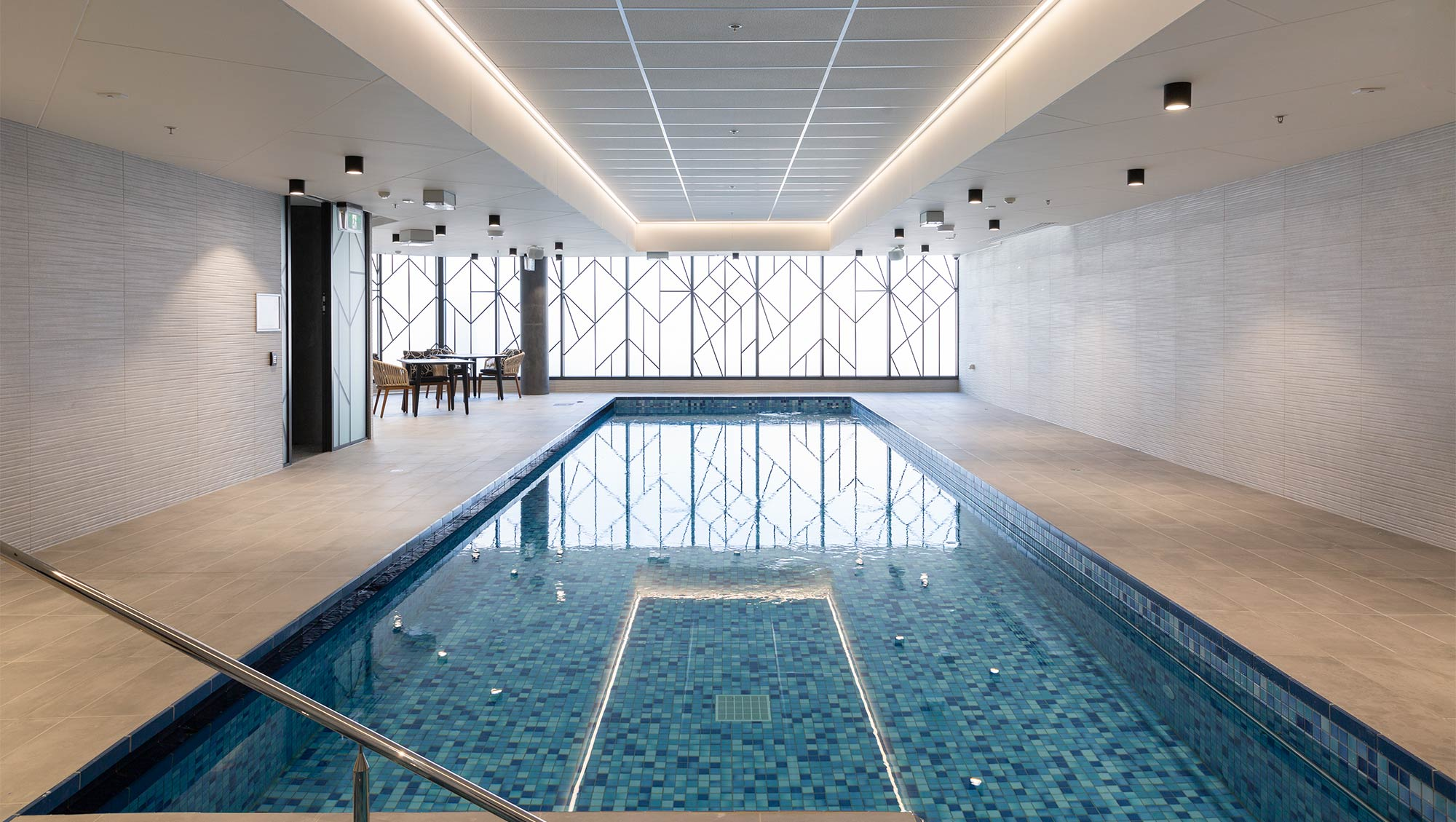 Pool at Baptcare The Orchards Templestowe