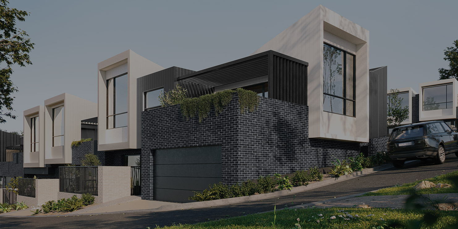 Baptcare, The Orchards - artist impression of villas